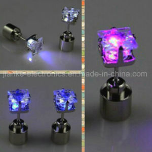 Party Gift Blinking Stud Earrings for Xmas Party (4901) pictures & photos