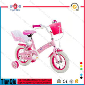 2016 Free Style Girl Kids Bicycle / Kids 4 Wheel Bicycle / Kids Bicycle with Mudguard pictures & photos