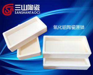 Alumina Ceramics Saggar (SSTC0070) pictures & photos