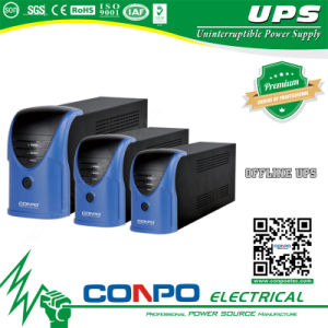 Dk Series Offline (Backup) UPS Dk 400~1200va (Blue Box) pictures & photos