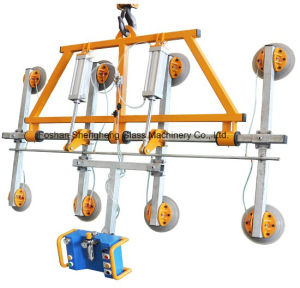 Vacuum Suction Lifter for Glass Transport pictures & photos