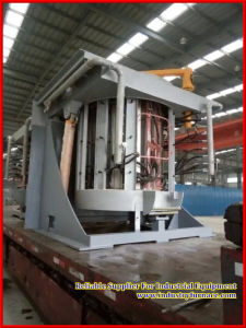 Steel/Iron/Stainles Steel/Copper/Brass/Bronze/Aluminum Melting Coreless Medium Frequency Induction Furnace/Stove/Oven pictures & photos