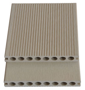 WPC Outdoor Decking for Water and Mould Proof (ZY-D-008)