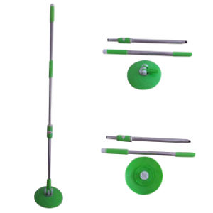 360 Degree Hand Press Broom and Mop Holder