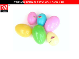 Plastic Egg-Shaped Box Mould for Children pictures & photos