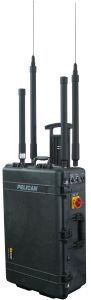 High Power Portable Bomb Signal Jammer