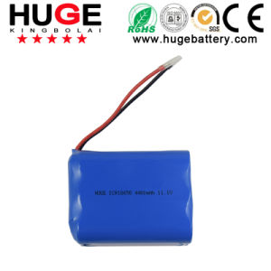 Good Quality 11.1V 4400mAh Lithium Battery pictures & photos