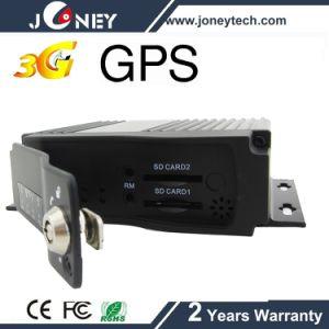 HD 720p Ahd 4CH SD Card Mobile DVR 3G GPS pictures & photos