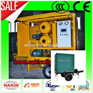 Newest Power Plant Vacuum Transformer Oil Purification, Oil Filtration pictures & photos