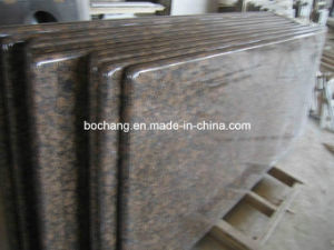 Granite Baltic Brownslab for Countertop pictures & photos