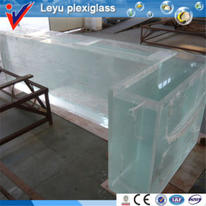 Manufacturers Acrylic Sheet for Aquarium pictures & photos