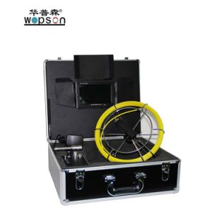 Hot Sale! Underground Pipe Sewer Security Camera System pictures & photos