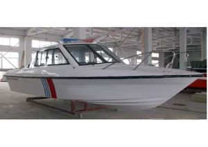 Aqualand 12 Persons Fiberglass Patrol Boat/Ferry Boat/Water Taxi (760) pictures & photos