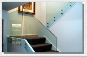 6.38mm Clear Laminated Glass for Stairs / Curtain Wall / Building pictures & photos