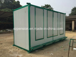 Convenient for Public Toilet/Prafabricated Mobile House pictures & photos
