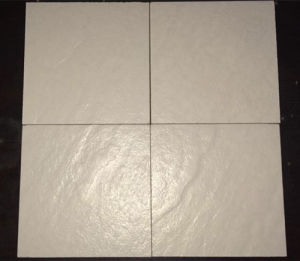 White Full Body Matte Rustic White Floor Tile pictures & photos