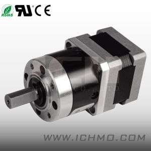 Hybrid Stepper Planetary Gear Motor with Good Quality pictures & photos