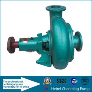 Water Transfer Suction Electric Centrifugal Mud Pump pictures & photos