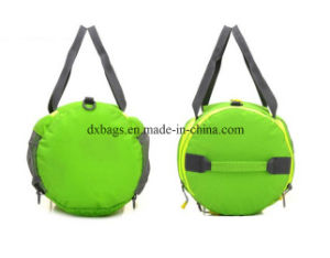 Round Barreled Style Folding Large Capacity Travel Bag pictures & photos