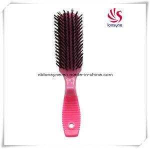 Hot Sale Mini Hairbrush with Boar