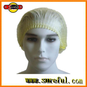 Non Woven Bouffant Cap, Mob Cap, Nurse Cap pictures & photos