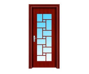 Front Door Designs with Solid Wooden Door Type pictures & photos