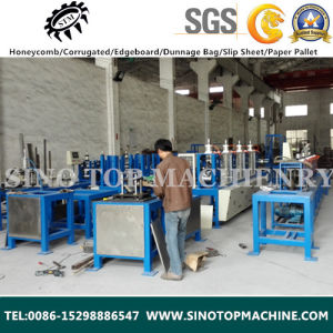 25*16*1.5mm Edgeboard Frame Making Machine pictures & photos