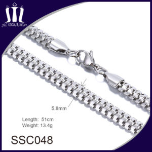 New Designed Fashion Jewelry Stainless Steel 304L Necklace pictures & photos