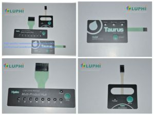 Waterproof Customized Backlighting Membrane Switch (MIC-0189) pictures & photos