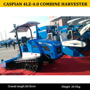 Best Quality Liulin 4lz-4.0 Combine Harvester, Hot Sale 4lz-4.0 Rice Combine Harvester pictures & photos