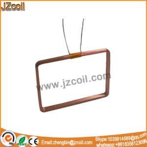 Copper Coil/Inductor Coil/Antenna Coil/Adhesive Coil for Card Reader Coil pictures & photos