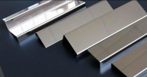 Stainless Steel L Angle Bar for Wall Covering pictures & photos