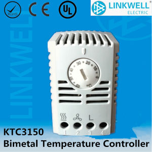 Adjustable Heating and Cooling Bimetal Thermostat (KTC3150) pictures & photos