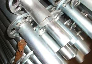 Hot Dipped Galvanized Ring Lock Scaffold pictures & photos