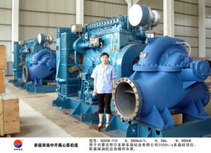 SD500-710 Split Casing Double Suction Pump