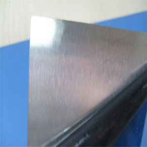 China Supplier of Stainless Steel Sheet Grade AISI 430 304 Surface Satin or No. 4 Finish with Laser Cut PVC Film pictures & photos