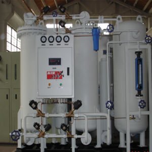 Skid-mounted PSA O2 Oxygen Generator