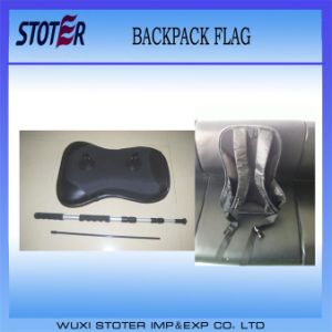 Popular Advertising Moving Backpack Flag/Bnner pictures & photos