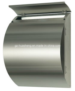 Classic Stainless Steel Mailbox (HS-MB-018) pictures & photos