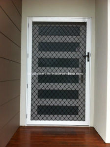 Residential Frame Security Grille Door pictures & photos