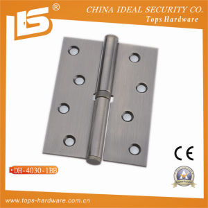 High Quality 1bb Iron Door Hinge (DH-4030-1BB) pictures & photos