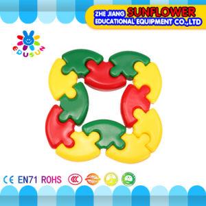 Children Plastic Desktop Toy Bend Building Blocks