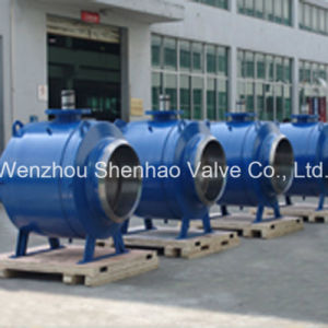 Full Welded Underground Ball Valve (Q61F)