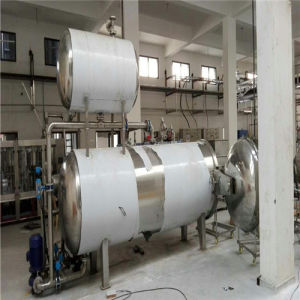 High Quality Food Sterilizer Autoclave for PP Bottle/Jars/Flexible Package/Can/Tin Food pictures & photos