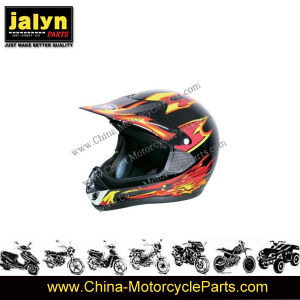 DOT Approved ABS ATV Half-Face Motorcycle Helmet Fits for Adults pictures & photos