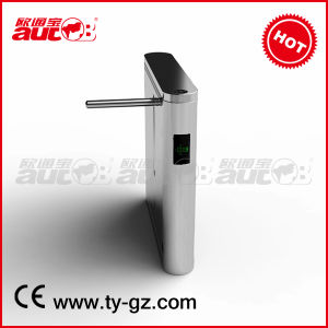 High Quality Waist Height Turnstile in Guangzhou China (A-TD301+)