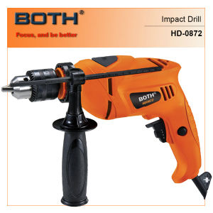 13mm Chuck Impact Drill for DIY (HD0872) pictures & photos
