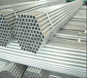 Pre-Galvanized Round Steel Pipe/1.5inch Hollow Section Steel Tube pictures & photos