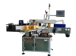 Fully Automatic Adhesive Labeling Machine for Plastic Bottles pictures & photos