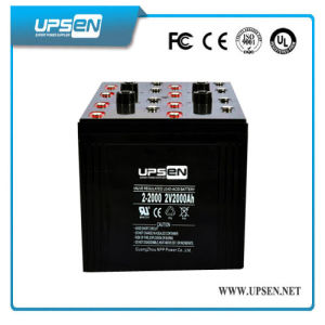 12V 100ah AGM Battery for Emergency Lighting Systems pictures & photos